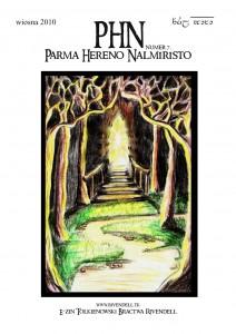 Parma Hereno Nalmiristo #7 - okładka