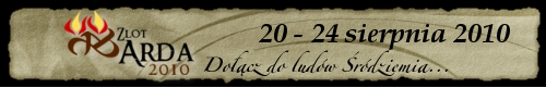 Zlot Arda 2010 - 20-24 sierpnia 2010