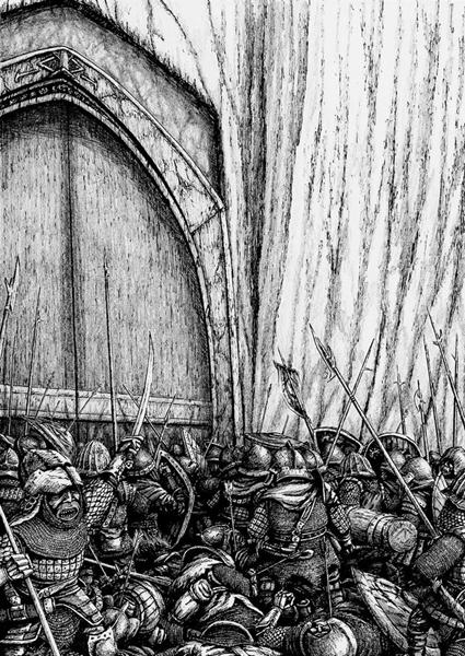 Oblężenie Morii